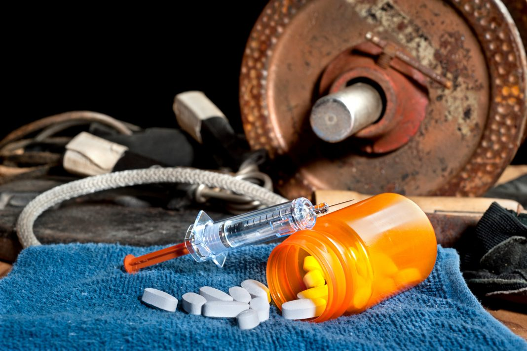 Bodybuilding Doping